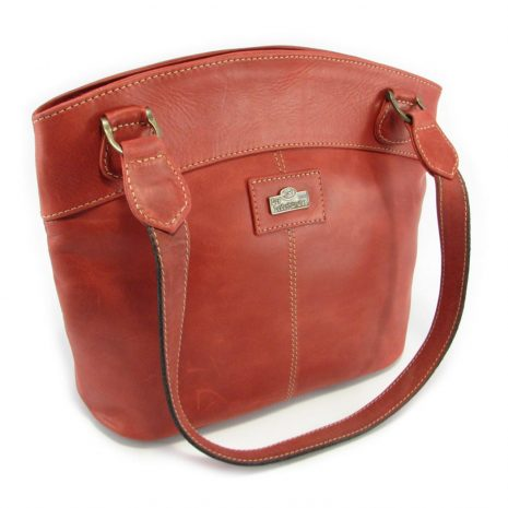 Julia HP7236 side classic handbag leather bags women, Der Lederhandler, George, Western Cape