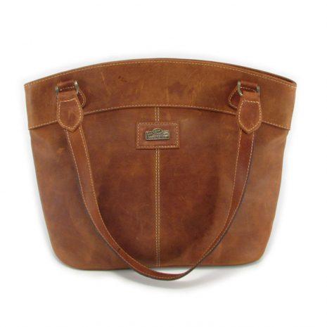 Julia Large HP7259 front classic handbag leather bags women, Der Lederhandler, George, Western Cape