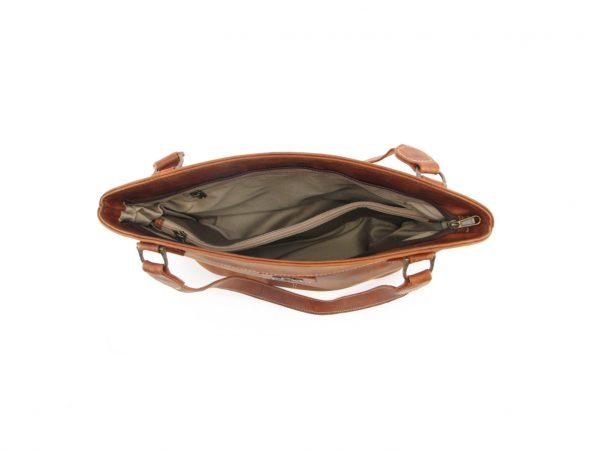 Julia Large HP7259 inside classic handbag leather bags women, Der Lederhandler, George, Western Cape