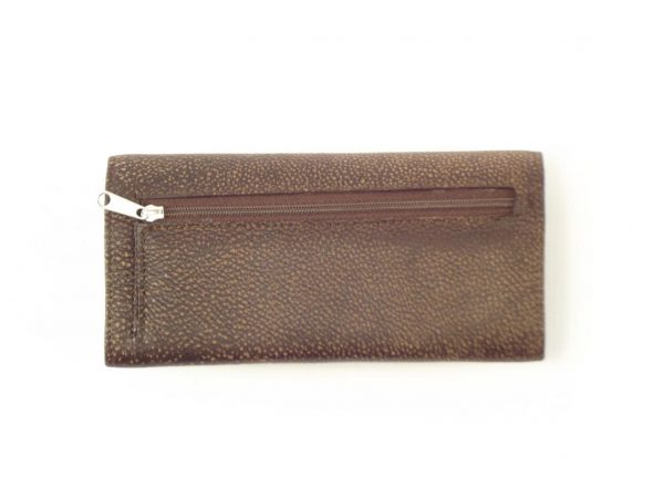 Ladies Wallet One HPLW01KU - leather card holder women by Der Lederhandler