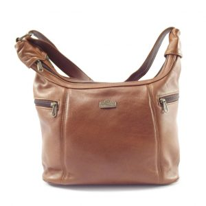 Lana Large HP7191 - classic large hobo baguette handbag women