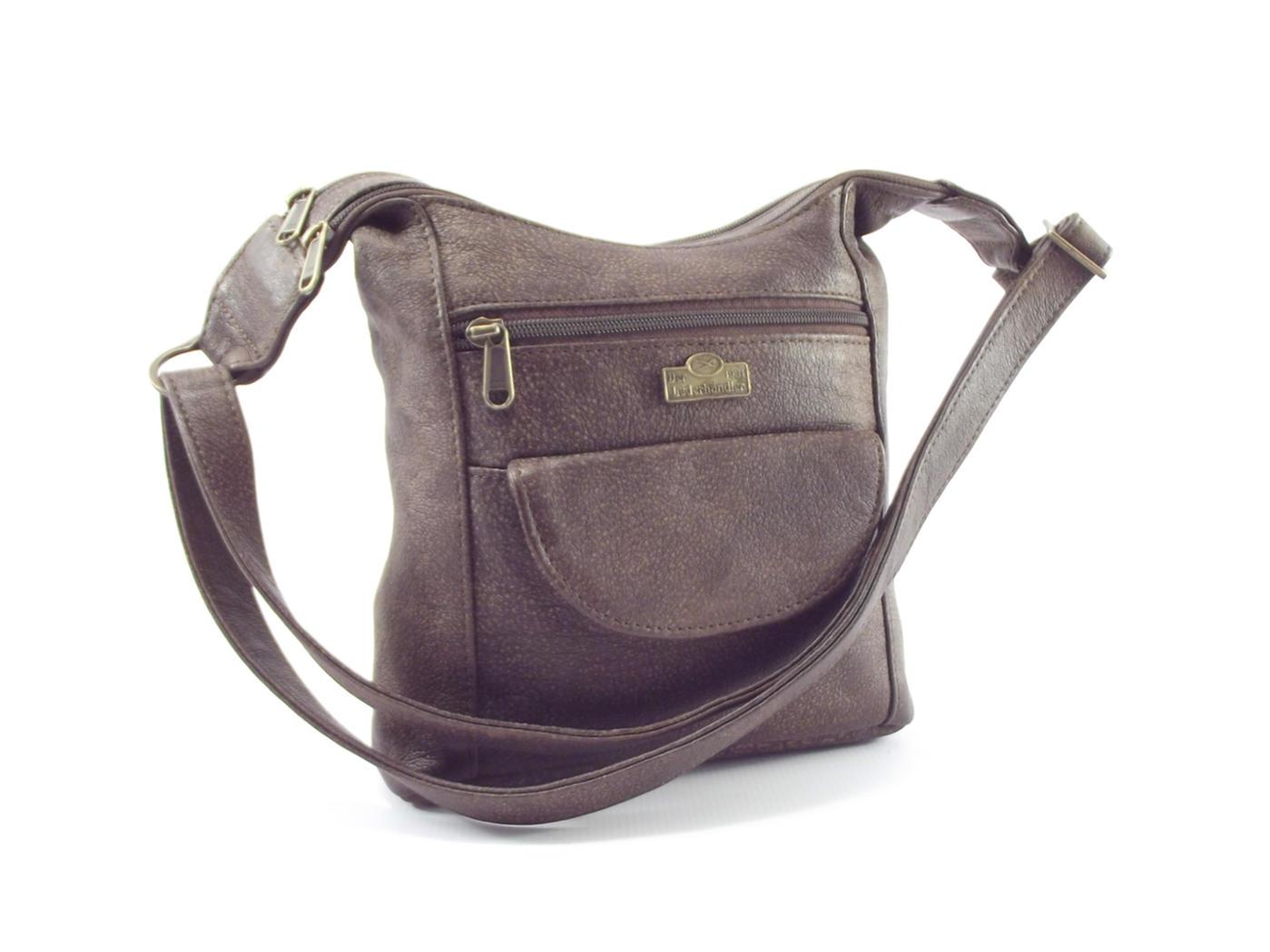 23d8c61cfa0e Classic Small Hobo Style Baguette Handbag Der Lederhandler