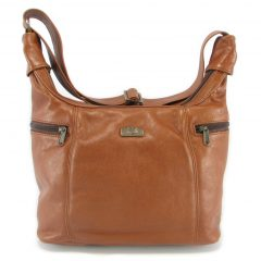 Lana Large HP7191 front classic handbag leather bags women, Der Lederhandler, George, Western Cape