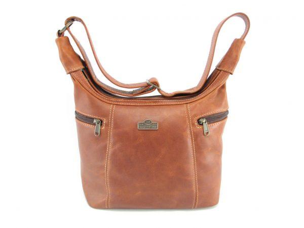 Lana Medium HP7146 front classic handbag leather bags women, Der Lederhandler, George, Western Cape