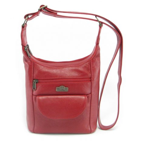 Lana Small HP7192 front classic handbag leather bags women, Der Lederhandler, George, Western Cape