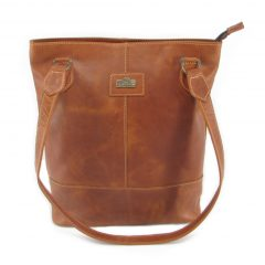 Linda Small HP7281 front classic handbag leather bags women, Der Lederhandler, George, Western Cape