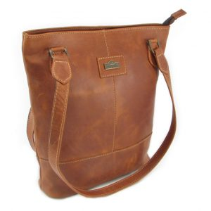 Linda Small HP7281 side classic handbag leather bags women, Der Lederhandler, George, Western Cape