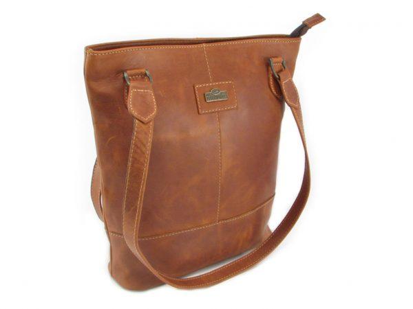 Linda Small HP7281 side classic handbag leather bags women, Der Lederhandler, George, Western Cape