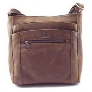 69aa597cb4 Lynette HP7214 - single strap classic ladies leather shoulder handbag by Der  Lederhandler Lynette HP7214