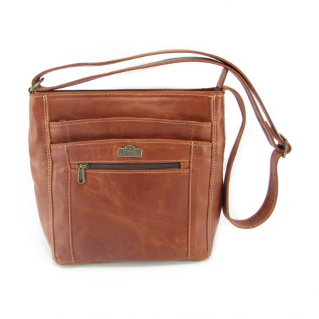 Lynette HP7214 front crossbody handbag leather bags women, Der Lederhandler, George, Western Cape