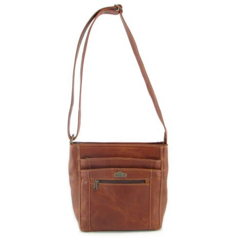 Lynette HP7214 long crossbody handbag leather bags women, Der Lederhandler, George, Western Cape