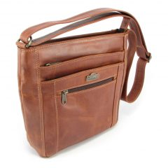 Lynette HP7214 side crossbody handbag leather bags women, Der Lederhandler, George, Western Cape