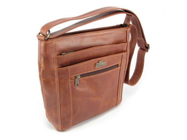 Lynette HP7214 side crossbody handbag leather bags women, Der Lederhandler, George, Western Cape