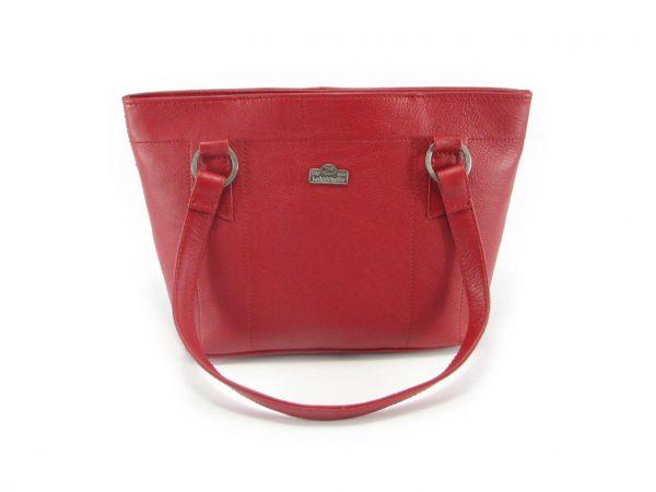 Magdalene Ring Large HP7182 front classic handbag leather bags women, Der Lederhandler, George, Western Cape