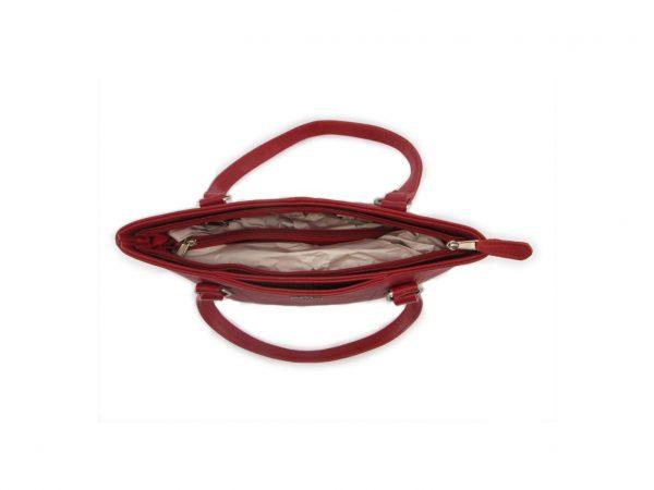 Magdalene Ring Large HP7182 inside classic handbag leather bags women, Der Lederhandler, George, Western Cape