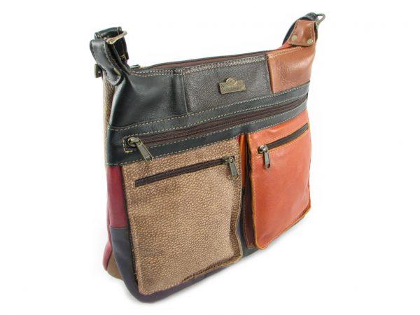Marina Small Multi HP7216 side crossbody handbag leather bags women, Der Lederhandler, George, Western Cape