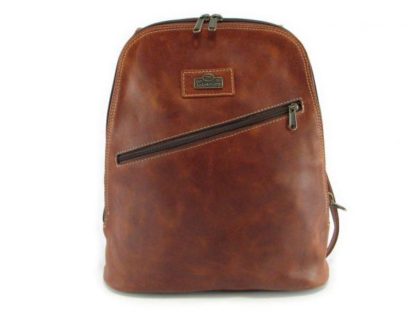 Marsha Rucksack HP7284 front leather backpack bags, Der Lederhandler, George, Western Cape