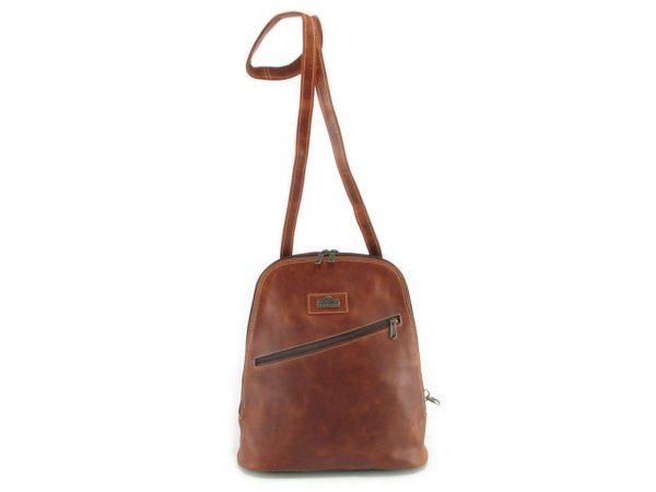 Marsha Rucksack HP7284 long leather backpack bags, Der Lederhandler, George, Western Cape