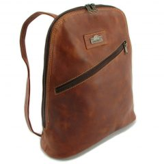 Marsha Rucksack HP7284 side leather backpack bags, Der Lederhandler, George, Western Cape