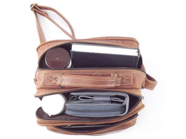 Max Sling Large HP7262 - large leather wallet sling bag
