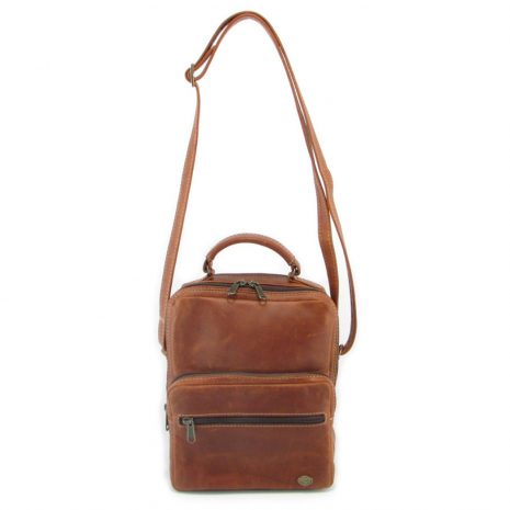 Max Sling HP7158 long leather bags men, Der Lederhandler, George, Western Cape