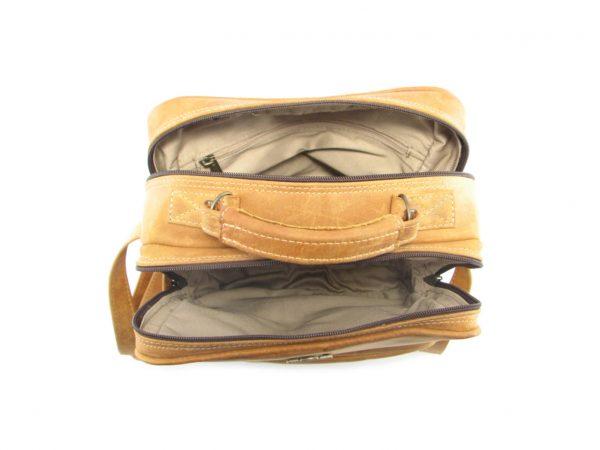 Max Sling Large HP7262 inside leather bags men, Der Lederhandler, George, Western Cape