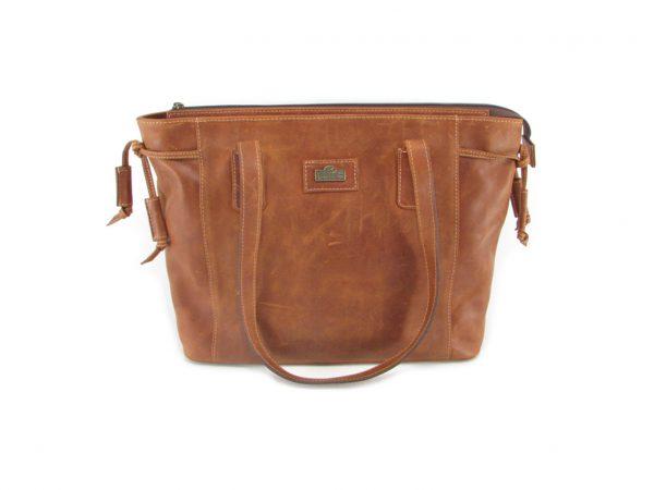 Megan Large HP7274 front classic handbag leather bags women, Der Lederhandler, George, Western Cape