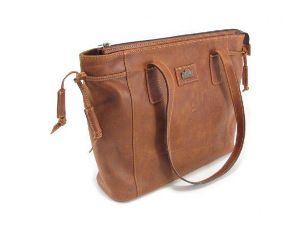 Megan Large HP7274 side classic handbag leather bags women, Der Lederhandler, George, Western Cape