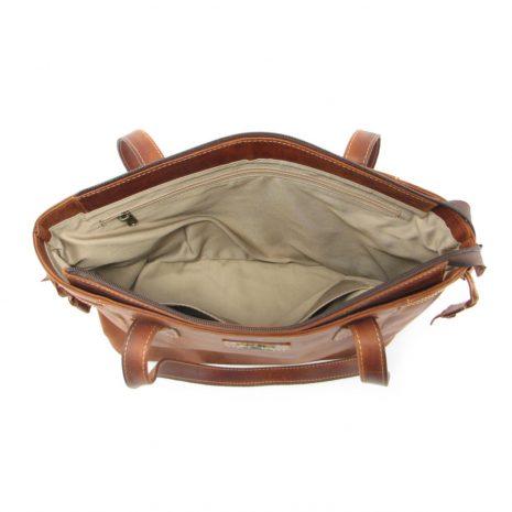 Megan Small HP7280 inside classic handbag leather bags women, Der Lederhandler, George, Western Cape
