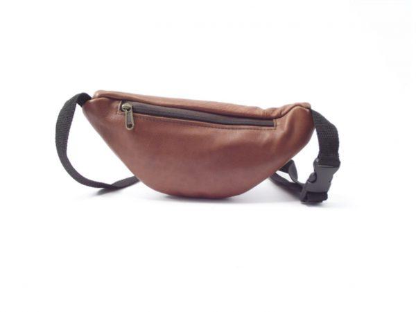 Moonbag One HP7023 - leather waist bag by Der Lederhandler