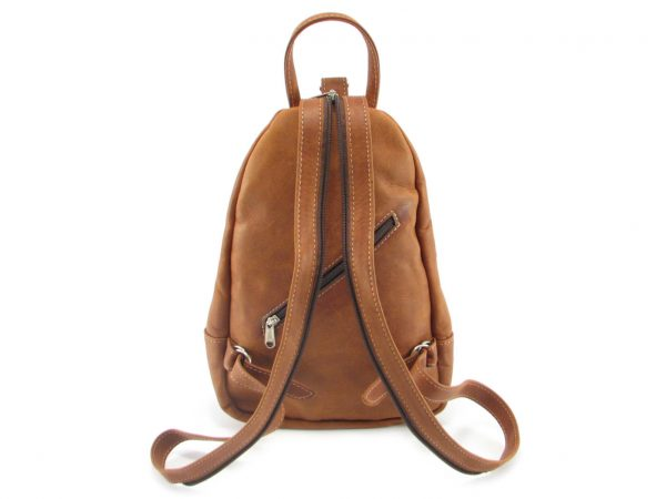 Romy Rucksack HP7172 back leather backpack bags, Der Lederhandler, George, Western Cape