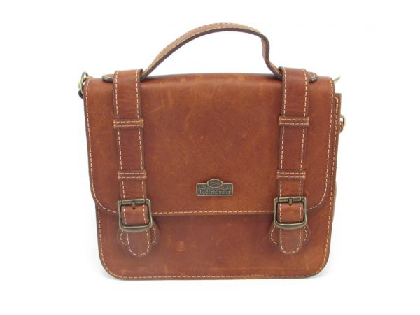 Sabine Small HP7276 front crossbody handbag leather bags women, Der Lederhandler, George, Western Cape
