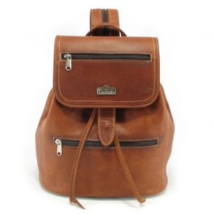 Sam Rucksack HP7213 front leather backpack bags, Der Lederhandler, George, Western Cape
