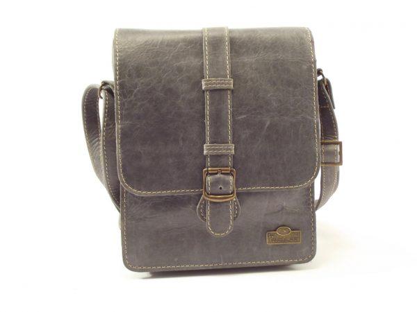 Sling Bag Two HP7249 - business shoulder bag men by Der Lederhandler