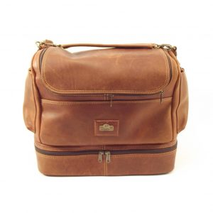 Sport Bag One HP7282 - leather travel bag by Der Lederhandler