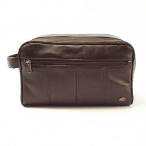 Toiletry Bag Large HP325 - mens toiletry bag by Der Lederhandler
