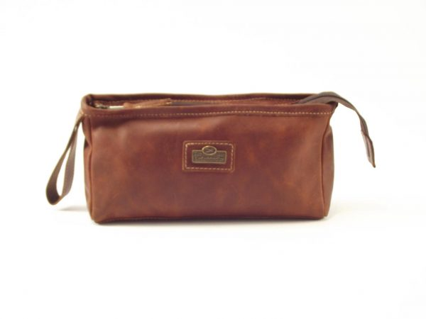 Toiletry Bag Four HP7283 - toiletry bag by Der Lederhandler