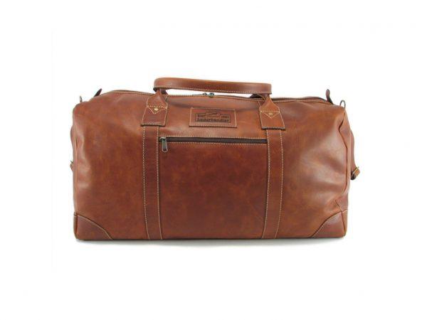 Travel Outdoor HP7285 front leather travel bags, Der Lederhandler, George, Western Cape
