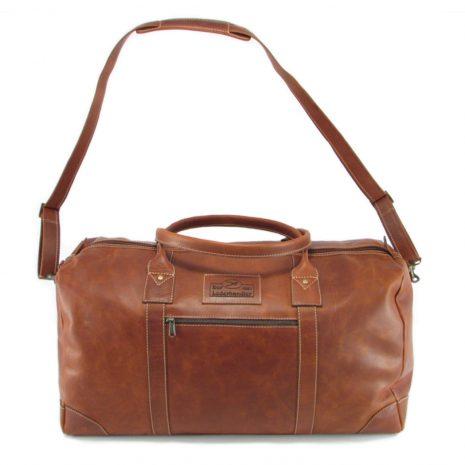 Travel Outdoor HP7285 long leather travel bags, Der Lederhandler, George, Western Cape