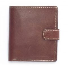 Wallet Men's No1 HPMW01WTST - genuine leather business credit card holder for men by Der Lederhandler