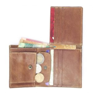 Wallet Men's Two HPMW02NTST
