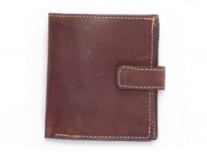 Genuine leather business card wallet for men der lederhandler colourmoves