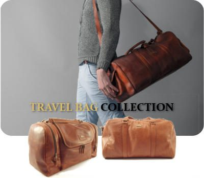 Genuine Leather Goods And Specifically Travel Bags For Men Women Der Lederhandler George