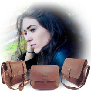 Leather Crossbody Handbags