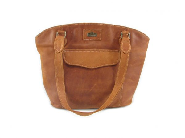 Alicia HP7293 front classic handbag leather bags women, Der Lederhandler, George, Western Cape