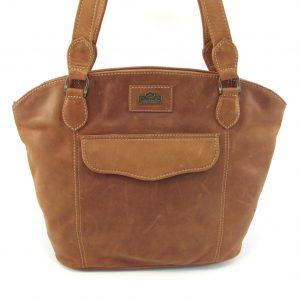 HP7293 Alicia Large - a large leather tote bag for women by Der Lederhandler