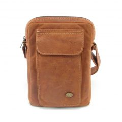 Charlie Sling Large HP7295 front leather wallet bags, Der Lederhandler, George, Western Cape