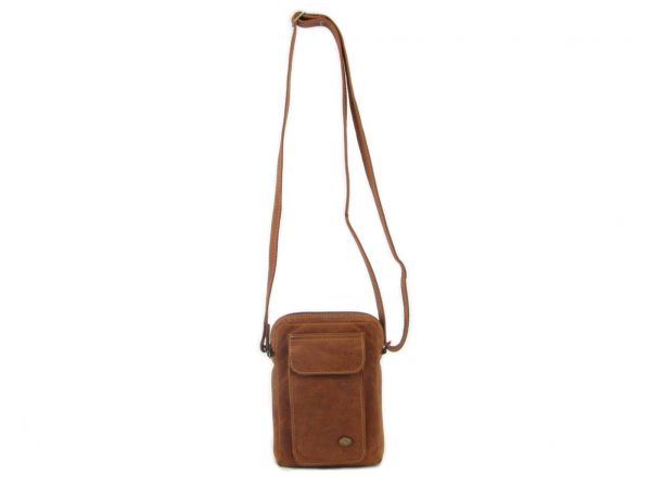 Charlie Sling Large HP7295 long leather wallet bags, Der Lederhandler, George, Western Cape