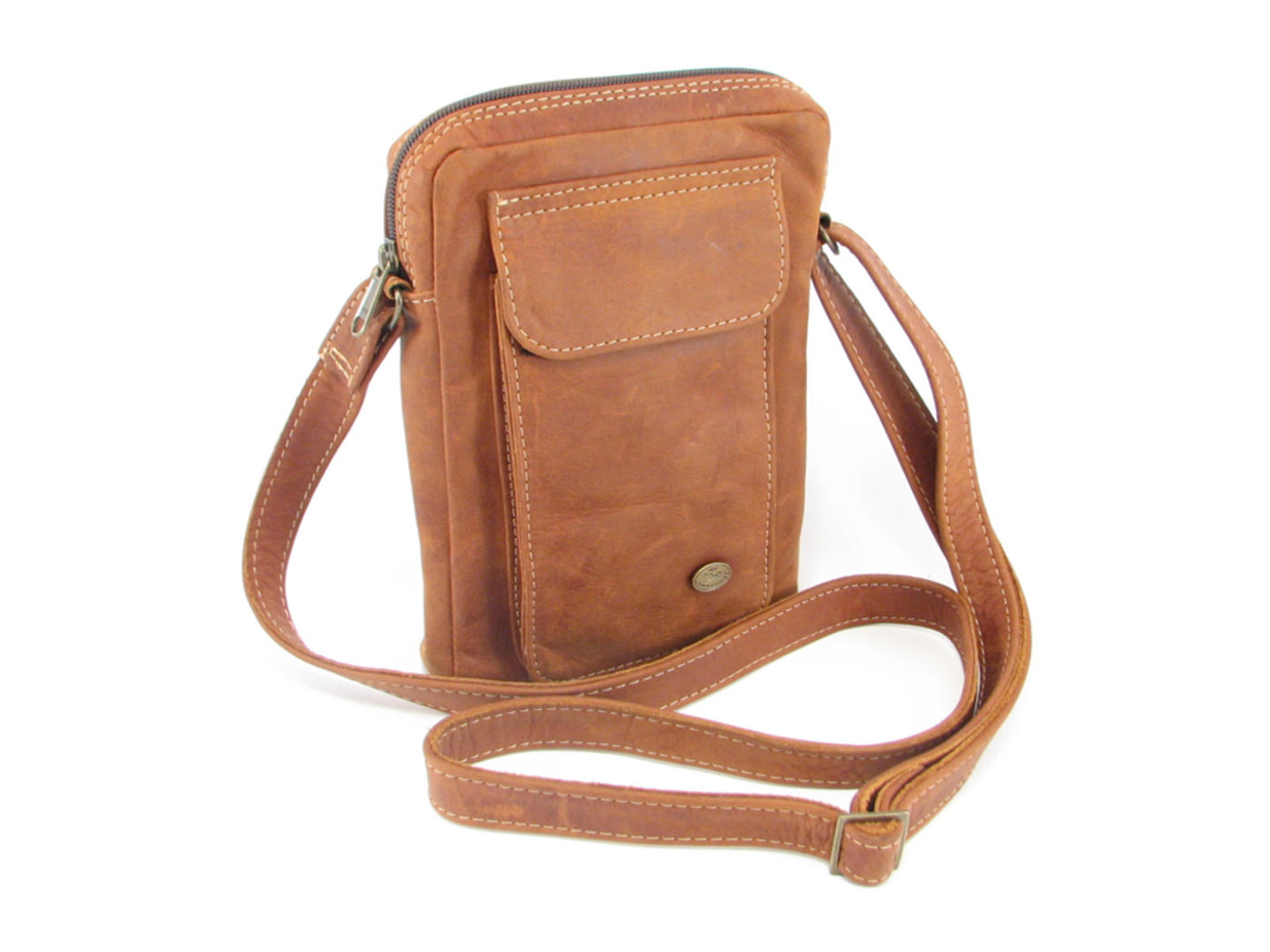 f016c60bc4 Charlie Sling Large HP7295 side leather wallet bags