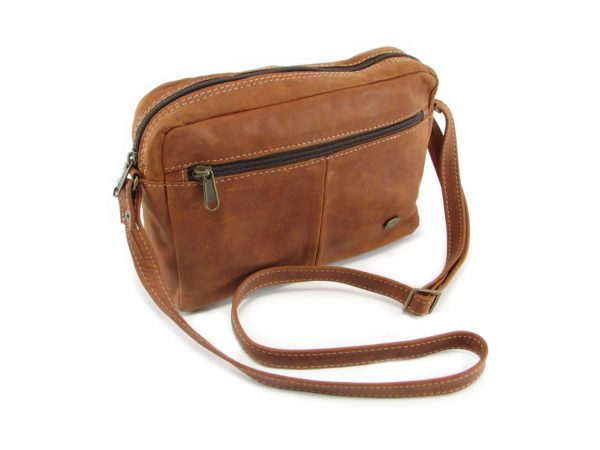 Jaydee Smart Sling HP7291 side leather wallet bags, Der Lederhandler, George, Western Cape